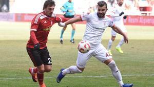 Sivasspor-Samsunspor Fotoğrafları