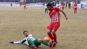 Afjet Afyonspor-Darıca Gençlerbirliği: 1-0