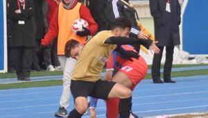 Kırıkkalespor-Bodrum Belediyesi Bodrumspor: 1-3
