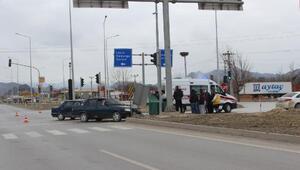 Osmancıkta kaza: 4ü çocuk 8 yaralı
