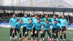 Hakkarispor-Ağrı 1970 Spor: 1-0
