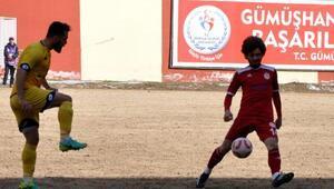 Gümüşhanespor-MKE Ankaragücü: 2-1 (Olaylı maç)