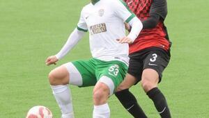 Baysal İnşaat Düzyurtspor-Denizli Büyükşehir Belediyespor: 2-1