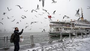 İstanbulda kar yağışı devam edecek mi Meteorolojiden son tahminler