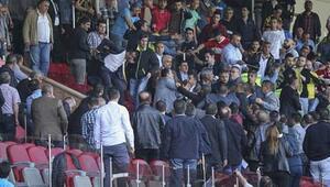 Antalyaspor Başkanı saldırıya uğradı Locayı bastılar...