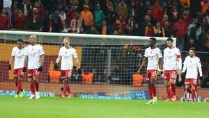 Galatasaray 1-2 Kayserispor / MAÇIN ÖZETİ