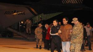 Şehit teğmenin cenazesi, Ordu-Giresun Havalimanı'na getirildi