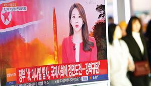 Kuzey Koreden dünyayı ayağa kaldıran hamle