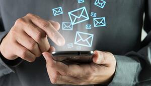 İstenmeyen e-posta ve SMSlere çok ağır ceza