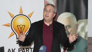 AK Parti genel başkan yardımcısı Fatih Şahin Nevşehir'de