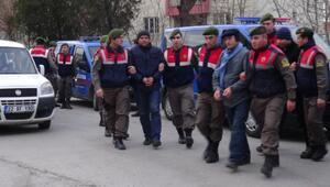 FETÖcü iki aile Yunanistana kaçmak isterken yakalandı