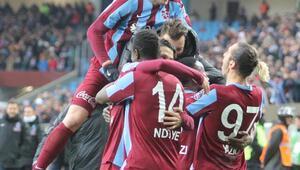 Trabzonspor, Süper Ligde 2nci yarının en iyisi