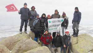 Kale Dağcılıktan 81 ilde 81 Zirve tırmanışı