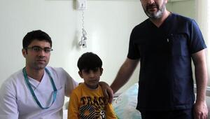 Elbistan Devlet Hastanesinde bir ilk