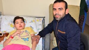Dilara kanserle, ailesi yoksullukla mücadele ediyor