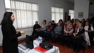 Yenimahallede LÖSEV semineri bilinçlendiriyor