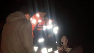 Alabora olan teknedeki kayıp 2 kişinin cesedine ulaşıldı