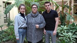 Üniversiteliler kısa film yarışmasında üçüncü oldu