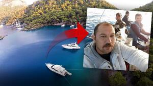 Akbük koyunda tekne alabora öldü... 2 ölü var