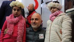 Kızılay İdlibde Sevgi Mağazası açtı