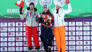 Rus Rinata, kızlar büyük slalomda birinci