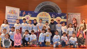 Dünya Çocuk İnovasyon Ödülleri Türkiyede verilecek