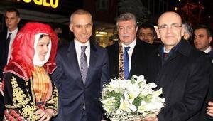 Başbakan Yardımcısı Şimşekin Çankırı ziyareti