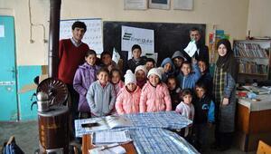 Ahlattaki öğrencilere Bursadan yardım