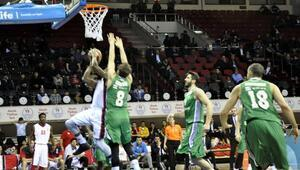 Gaziantep Basketbol - Darüşşafaka Doğuş: 85-89
