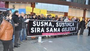 İzmir Emek ve Demokrasi Güçlerinden operasyonlara tepki