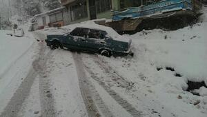 Ordu'da 5 ilçede okullara kar tatili