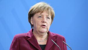 Merkel İsrail ziyaretini iptal etti