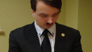 Avusturyada kendini Adolf Hitlere benzeten bir kişi gözaltına alındı