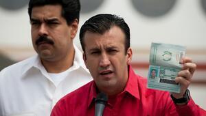 ABDden Venezuela Başkan Yardımcısına uyuşturucu yaptırımı