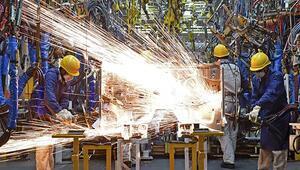 Sanayi ciro endeksi yüzde 2,2 arttı