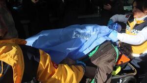 Kayseride trafik kazası: 1 ölü, 10 yaralı