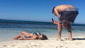 'Instagram'daki erkek arkadaşlar' sevgilileri için bin bir şekle giriyor