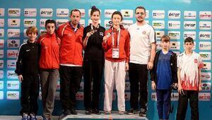 Kırklarelili sporcular 2 bronz madalya kazandı