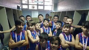 Lüleburgaz Ortaokulu il şampiyonu oldu