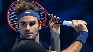 Federer her yerde kazanıyor