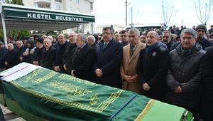 CHP Milletvekili Sarıbal'ın acı günü