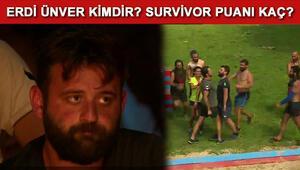 Survivor 2017 gönüllüler takımı yarışmacısı Erdi Ünver kimdir Aslen nerelidir Kaç yaşındadır