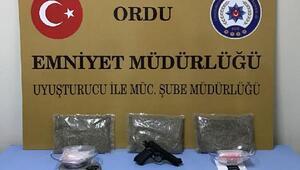 Ordu merkezli uyuşturucu operasyonu: 31 gözaltı