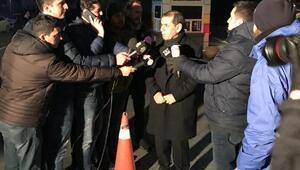 Galatasarayda Jan Olde Riekerink ile yollar ayrıldı