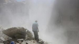 HRW: Esad rejimi klor gazı kullandı