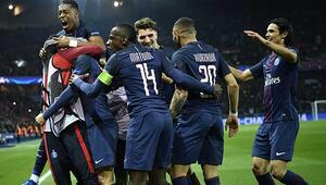 Paris Saint Germain Barcelona maç sonucu : 4-0 İşte maçın özeti ve golleri