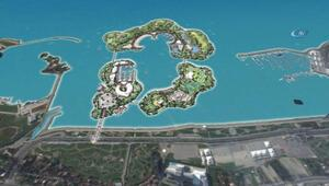 İstanbula Dubai modeli 3 yeni ada geliyor