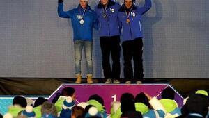 EYOFta Altın Madalyaları 5 ülke paylaştı