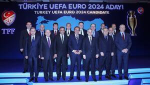 Akif Çağatay Kılıç ve Yıldırım Demirören açıkladı: EURO 2024
