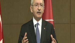 Kılıçdaroğlu: Neredeyse her evde bir işsiz var. İşsizliğin olduğu evde-ülkede huzur olmaz